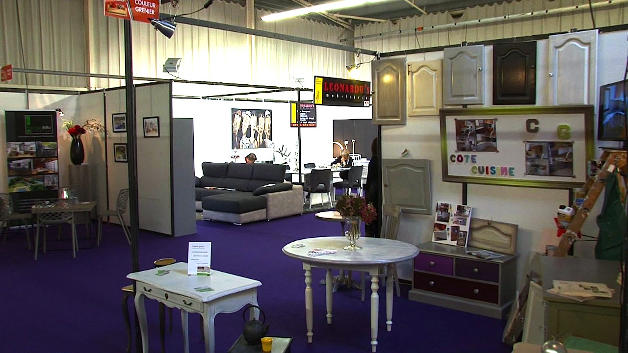 Salon habitat deco nantes 2015 for Salon habitat la rochelle