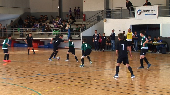 andernos 12 quipes engag es au tournoi de futsal u13 de fin d 39 ann e tvba. Black Bedroom Furniture Sets. Home Design Ideas