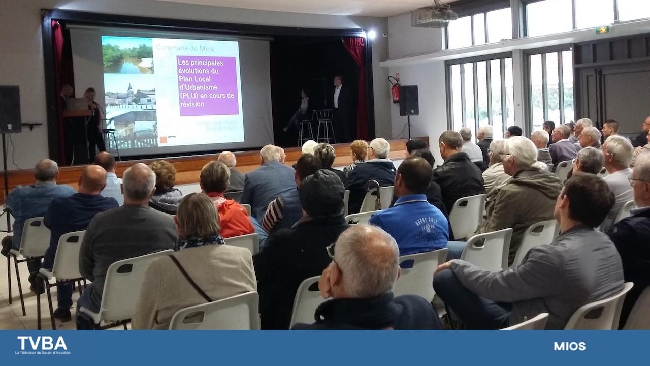 """Plan Lacanau De Mios tvba - """"les solidarités"""" au menu du 5e rendez-vous citoyen"""